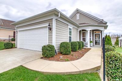 Mount Juliet TN Single Family Home For Sale: $322,900