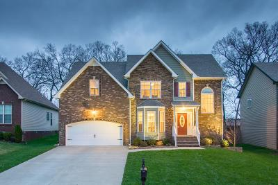 Clarksville Single Family Home For Sale: 3730 Windmill Dr