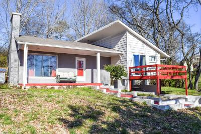 Hendersonville Single Family Home For Sale: 158 Cumberland Dr