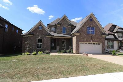 Mount Juliet Single Family Home For Sale: 758 Rolling Creek Dr