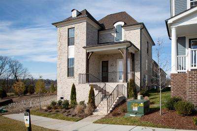 Franklin, Nashville Single Family Home For Sale: 309 Liebler Ln - Lot 251