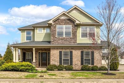 Murfreesboro Single Family Home For Sale: 4222 Cortez Dr
