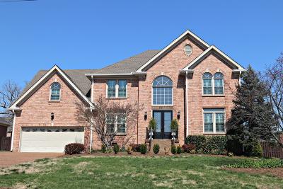 Hendersonville Single Family Home For Sale: 123 Pembroke Dr
