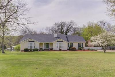 Hendersonville Single Family Home Under Contract - Showing: 1417 Shoreside Dr