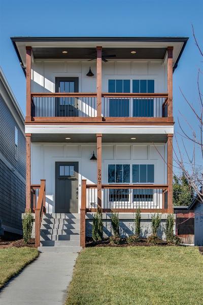 Nashville Single Family Home For Sale: 2907 Bronte Ave