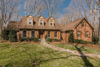 Hendersonville Single Family Home For Sale: 100 High Point Anchorage