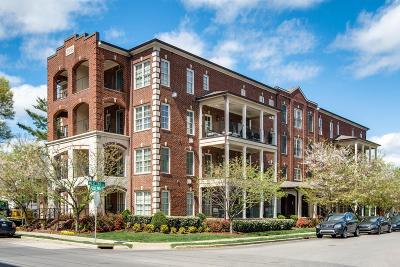 Nashville Condo/Townhouse For Sale: 3210 W End Cir Apt 203