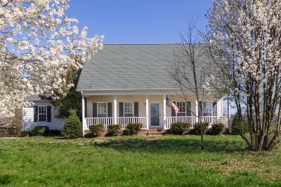 Spring Hill  Single Family Home For Sale: 621 Charles Ln