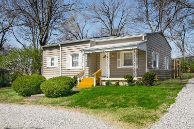 Nashville Single Family Home For Sale: 329 Edwin