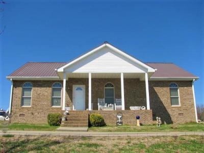McEwen Single Family Home For Sale: 500 Hurricane Creek Rd