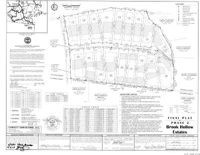 Bon Aqua Residential Lots & Land For Sale: 11 Brook Hollow Ct