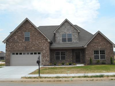 Murfreesboro Single Family Home For Sale: 5211 Firefly Pl
