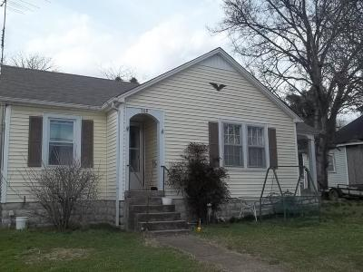 Marshall County Single Family Home Under Contract - Showing: 568 Limestone Ave