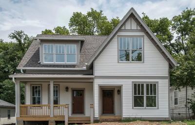 Nashville Rental For Rent: 2167 B Rock City St #B