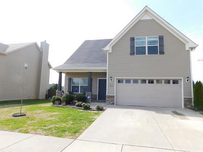 Spring Hill Single Family Home For Sale: 7011 Lakota Dr