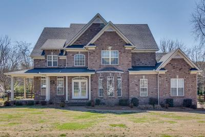 Mount Juliet Single Family Home Under Contract - Showing: 803 Yachts Landing