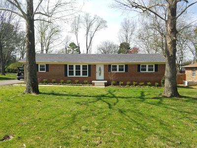 Rutherford County Single Family Home For Sale: 1903 Susan Dr