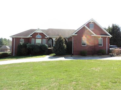 Single Family Home Under Contract - Showing: 236 Courtnea Ln