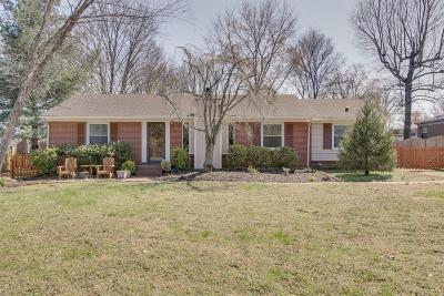Nashville  Single Family Home For Sale: 2145 Guaranty Drive