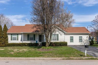 Maury County Single Family Home For Sale: 507 Winning Dr
