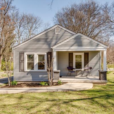 Nashville  Single Family Home For Sale: 911 Curdwood Blvd