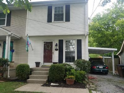 Nashville Single Family Home For Sale: 517 Nall Ave