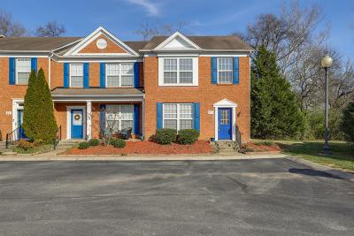 Brentwood Condo/Townhouse Under Contract - Showing: 601 Old Hickory Blvd Unit 71 #71