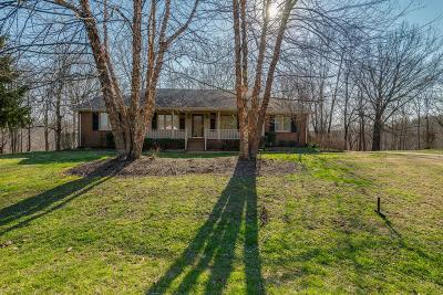 Goodlettsville Single Family Home Under Contract - Showing: 356 View Ridge Dr