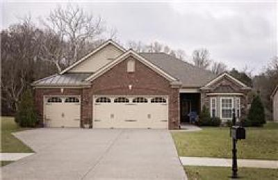 Lebanon Single Family Home Under Contract - Showing: 212 Meandering Dr