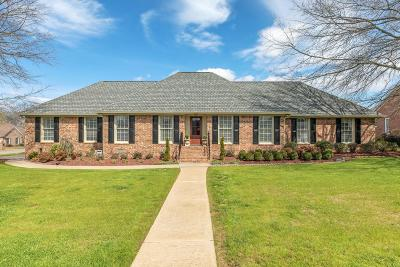 Murfreesboro Single Family Home For Sale: 718 Palisade Dr