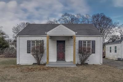 Nashville Rental For Rent: 923 E Virginia Ave