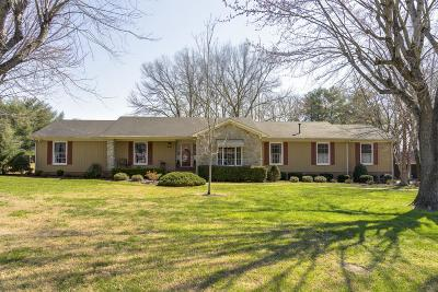 Columbia Single Family Home Under Contract - Showing: 1405 Timberwood Dr