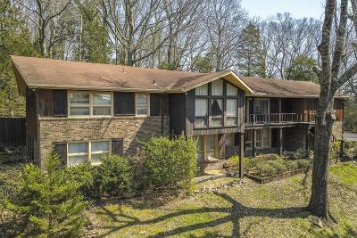 Nashville Single Family Home For Sale: 4628 Shys Hill Rd