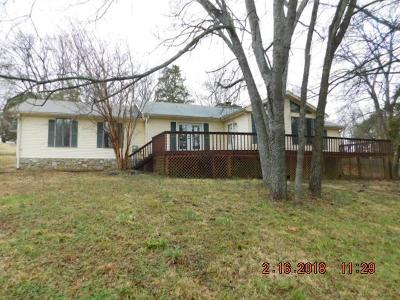 Mount Juliet Single Family Home For Sale: 21 Cooks Rd