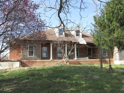 Ashland City Single Family Home For Sale: 1014 Lakeview Ci