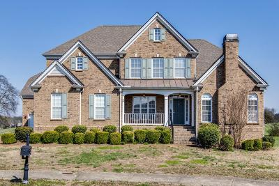 Gallatin Single Family Home For Sale: 109 Jasmine Ct