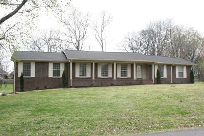 Hendersonville Single Family Home For Sale: 127 Saint Andrews Dr