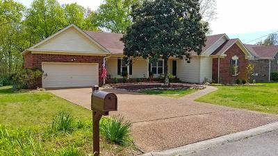 Antioch Single Family Home For Sale: 3821 Hillshire Dr
