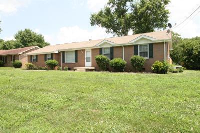 Hendersonville Single Family Home For Sale: 116 Yorkside Pl
