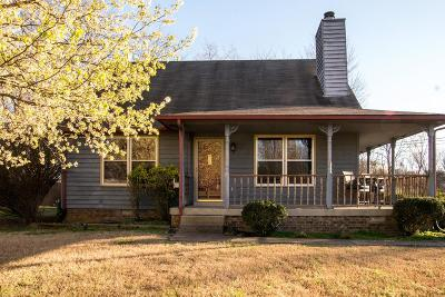 Smyrna Single Family Home For Sale: 301 Ann Ct