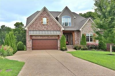 Sumner County Single Family Home Under Contract - Showing: 1121 McCrory Cir