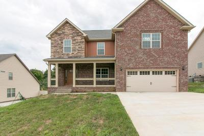 Clarksville TN Single Family Home For Sale: $309,900