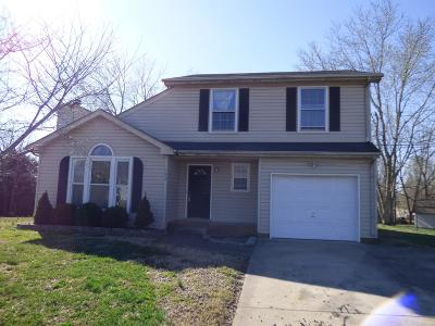 Clarksville TN Single Family Home Under Contract - Showing: $105,000
