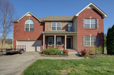 Clarksville TN Single Family Home For Sale: $249,900