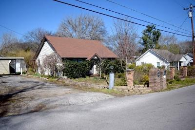 Murfreesboro Single Family Home For Sale: 118 Double Springs Rd