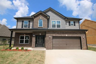 Clarksville TN Single Family Home Under Contract - Showing: $229,900