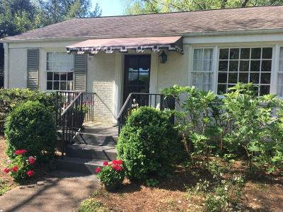 Nashville Single Family Home For Sale: 149 Alton Rd