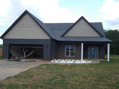 Clarksville TN Single Family Home Under Contract - Showing: $244,362