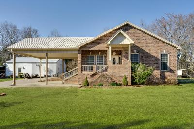 Marshall County Single Family Home For Sale: 4833 Pyles Rd