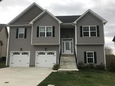 Christian County, Ky, Todd County, Ky, Montgomery County Rental For Rent: 3403 Oconnor Lane